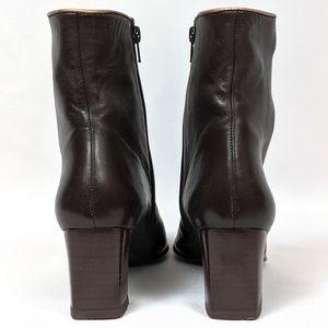 Stuart Weitzman Shoes - Stuart Weitzman Square Toe Boots size 9N NWOT